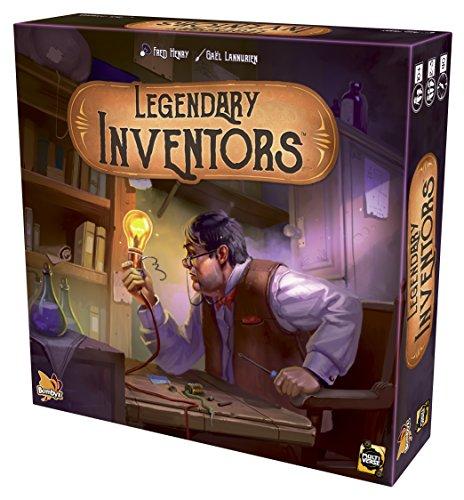Asmodee Legendary Inventors