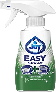 Joy Easy Spray Refreshing Lime Dishwashing Spray, 300ml