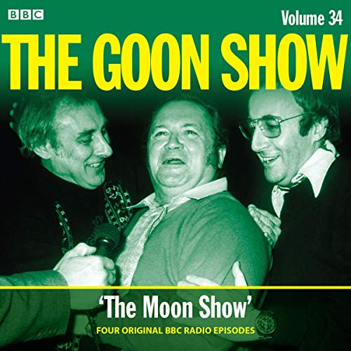 The Goon Show: Volume 34 cover art