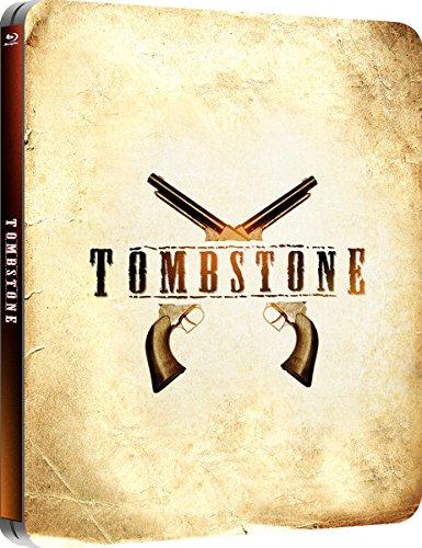 Tombstone Steelbook Blu-ray, Tombstone - Zavvi Exclusive Limited Edition Steelbook (UK Import mit deutschem Ton) Blu-ray, Uncut, Regionfree