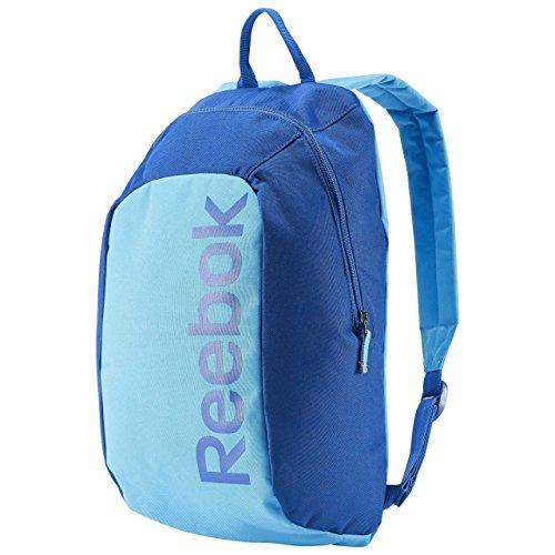 Mochila juvenil Reebok VOLUM BPK 2 Celeste/azul royal