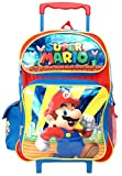 Super Mario 16' Large Rolling Backpack