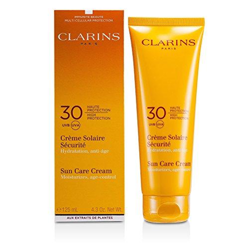 Clarins Crème Solaire Sécurité SPF 30 125ml