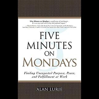 Five Minutes on Mondays cover art