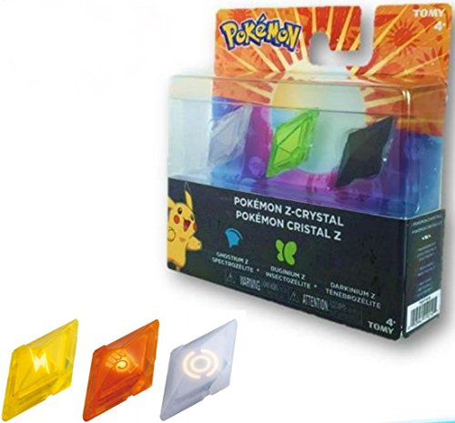 Pokemon Z-Ring Cristalli [Importación Italiana]