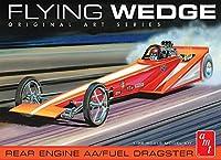 AMT 1/25 フライング・ウェッジ ドラッグスター プラスチックモデルキット AMT927