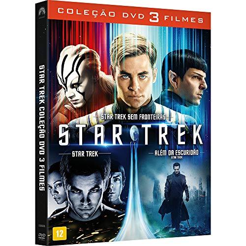 Colecao Star Trek 1-3