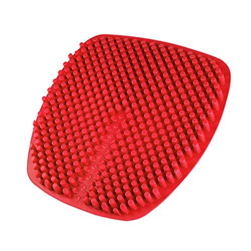 SXFYGYQ kussen 3D siliconen ademende massage pad met goede ventilatie kan verlichten sedentaire vermoeidheid