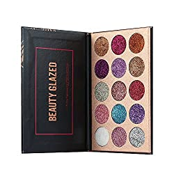 15 colours diamond glitter powder palette,the effect of color is good.The colour is very sparkly&gorgous and the powder isn't loose Mainly suitable for eyes,lip,cheek and suitable for all skin types,not for the body and nail Need glue,just apply colo...