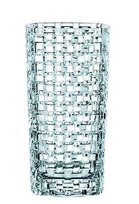 Nachtmann Dancing Stars Bossa Nova 11-Inch Lead Crystal Vase