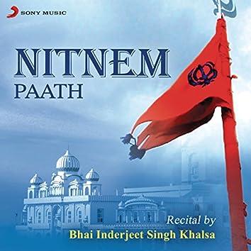Nitnem Paath
