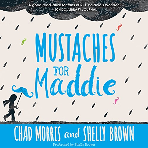Mustaches for Maddie cover art