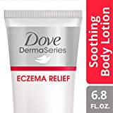 Dove DermaSeries Eczema Body Lotion, Soothing Itch Relief, 6.8 oz