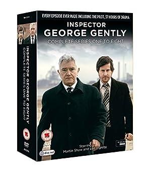 Inspector George Gently - Series 1-8 Box Set [DVD]