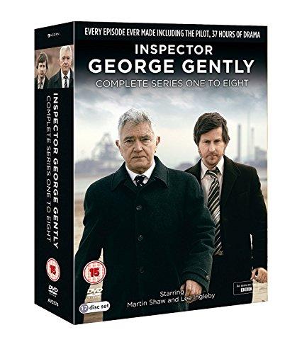 George Gently Series 1-8 Boxed Set [Edizione: Regno Unito]
