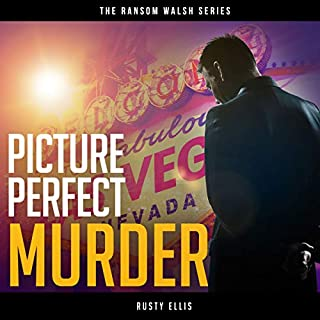 Picture Perfect Murder audiobook cover art