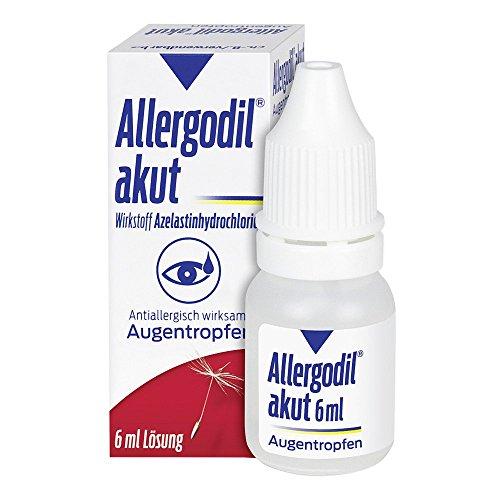 Allergodil akut Augentropfen, 6 ml Lösung