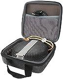 co2CREA Dur Étui de Voyage Rigide Housse Cas pour Bang & Olufsen A1 / Bang & Olufsen Beosound A1 Enceinte Nomade Bluetooth(boîte seule)