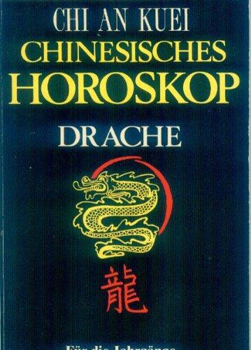 Chinesisches Horoskop. Drache