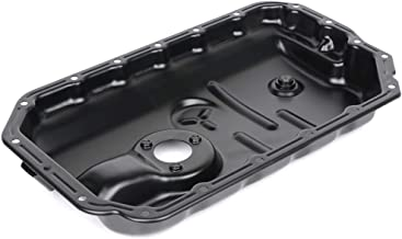 INEEDUP Engine Oil Pan fit for Audi A4 Quattro A5 A6 A7 A8 Quattro Q5 Q7 S4 S5 SQ5 Volkswagen Touareg 2008-2019 Oil Sump Tank compatible with OE 264-581 06E103604K
