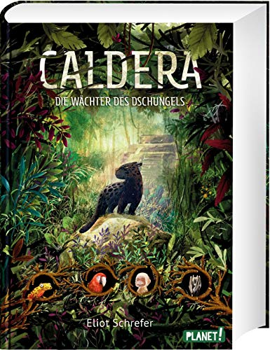 Caldera 1: Die Wächter des Dschungels: Fantastische Tier-Trilogie (1)