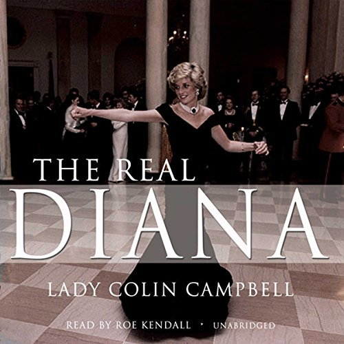 The Real Diana audiobook cover art