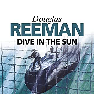 Dive in the Sun audiobook cover art