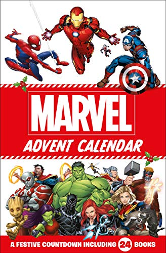Marvel Storybook Collection Calendrier de l'Avent