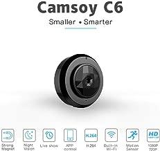 C6 Camsoy Cookycam Micro WiFi Mini Camera HD 720P Smartphone App Night Vision IP C1 Home Security Video Cam Camcorder