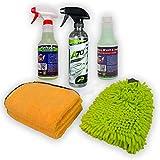 Detail King Jade A70 Ceramic Coating Kit Detail Spray - Car Wax Remover, Polish Remover, Car Sealant, Ceramic Coating - Pints