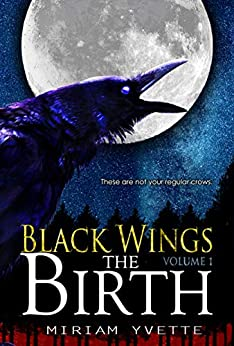 The Birth (Black Wings Book 1) by [Miriam Yvette]