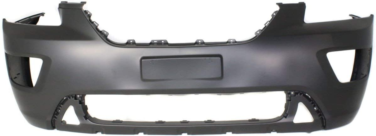 Front Bumper Cover For 2007-2010 Kia Rondo R Challenge the lowest price of Japan ☆ holes w lamp fog Weekly update 12
