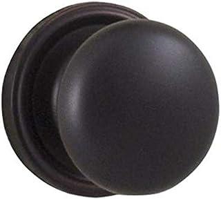 Weslock 00600I1I1SL20 Impresa Knob, Oil-Rubbed Bronze