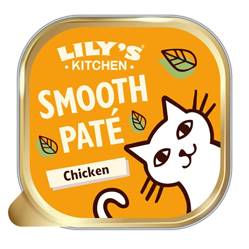 Lily's Kitchen Classic Chicken Dinner Wet Cat Food, 19 x 85g