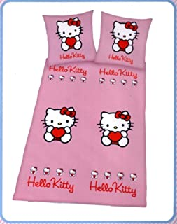 Amazon It Copripiumino Hello Kitty Casa E Cucina