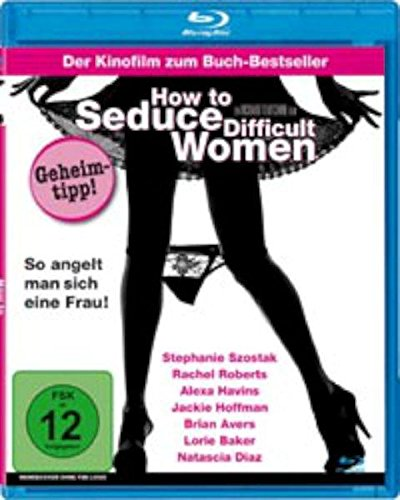 How To Seduce Difficult Women - So angelt man sich eine Frau (Blu-ray) [Alemania] [Blu-ray]