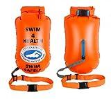 swimmerwear supporto gonfiabile per il nuoto in acque libere l 64x30 cm