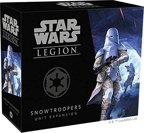 Star Wars FFGSWL11 Legion Snow Troopers Einheit, Mehrfarbig