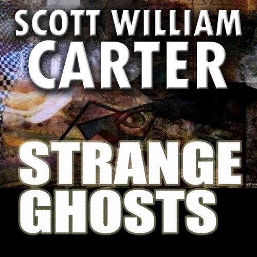 Strange Ghosts audiobook cover art