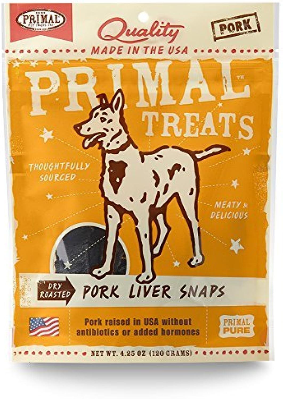Primal Liver Primal by Snaps Pork soblf0355381-New pet