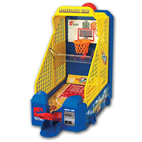 Buy FINGERGAME Basketball King Ball Shoot Basketball Game, Mini Version for The Home or Office Loved...