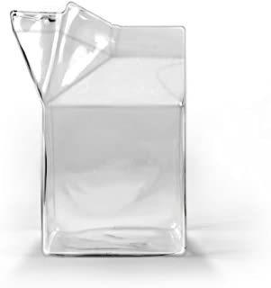 Best milk carton glass Reviews