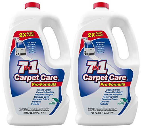 7in1 Pro Formula Carpet Care Solution (2, 2 Pack)