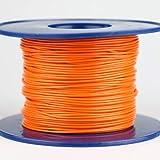 Fahrzeugleitung 0,75 mm² FLRY-B als Ring 10m orange