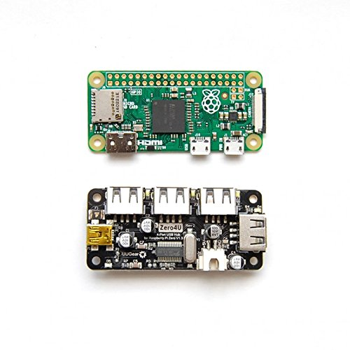 sb components zero4u 4 port