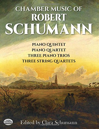 Chamber Music (Full Score): Partitur für Kammerensemble (Dover Chamber Music Scores)