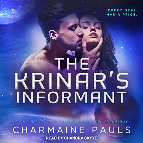 The Krinar's Informant Audiobook By Charmaine Pauls cover art