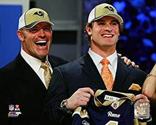 The Poster Corp Howie Long & Chris Long 2008 NFL Draft Photo Print (40,64 x 50,80 cm)