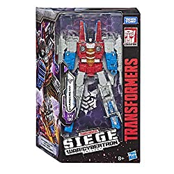 TRA GEN WFC VOYAGER STARSCREAM Ideal for kids Designed for easy use