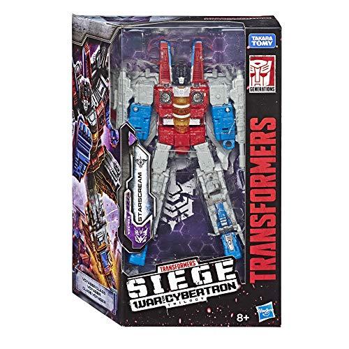 Transformers - Figurina Gen WFC Voyager Starscream